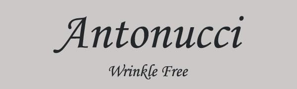 ANTONUCCI形態安定ブランドロゴ