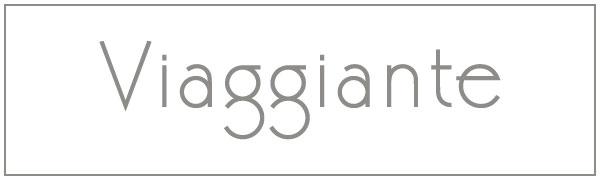 VIAGGIANTE抗菌抗ウイルスブランドロゴ
